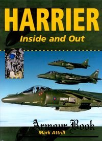 Harrier. Inside and Out (Crowood)