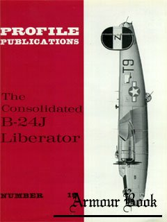Consolidated B-24J Liberator [Profile Publications 19]