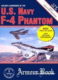 U.S. Navy  F-4 Phantom. Part2: Pacific coast squadrons [Colors & Markings 22]
