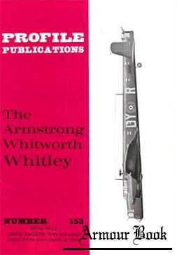 Armstrong Whitworth Whitley [Profile Publications 153]