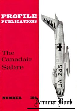 Canadair F-86 Sabre [Profile Publications 186]