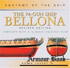 The 74-Gun Ship Bellona [Anatomy of the Ship]