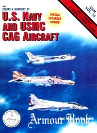 U.S. Navy and USMC CAG Aircraft (Part 1) [Colors & Markings 8410]