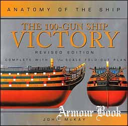 The 100-Gun Ship Victory [Anatomy of the Ship]
