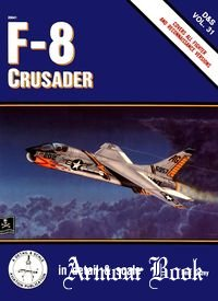 F-8 Crusader [In Detail & Scale 31]