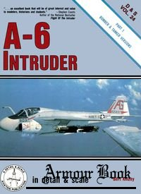 A-6 Intruder (Part 1) [In Detail & Scale 24]