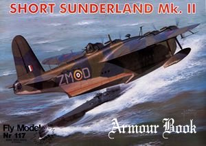 Short Sunderland Mk II [Fly model 117]