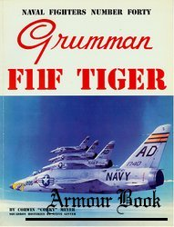 Grumman F11F Tiger [Naval Fighters №40]