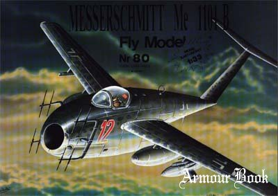 Messerschmitt Me-1101B [Fly Model 80]
