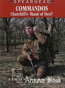 "Commandos: Churchill's ""Hand of Steel"" [Spearhead №11]"