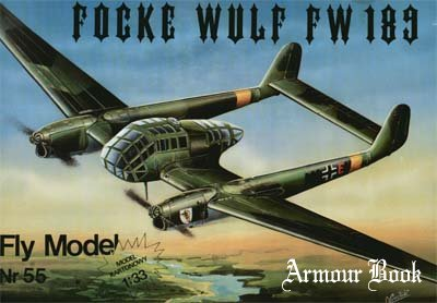 Focke-Wulf FW-189 [Fly Model 55]