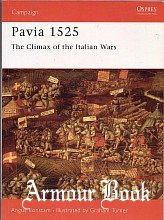 Pavia 1525 - The Climax of The Italian Wars [Osprey Campaign 44]