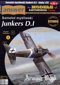 Junkers D.I [Answer MKF 2007-01]
