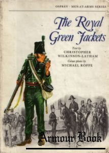 The Royal Green Jackets [Osprey Men-at-Arms 052]