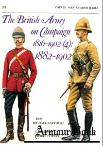 The British Army on Campaign 1816-1902 (4) 1882-1902 [Osprey Men-at-Arms 201]