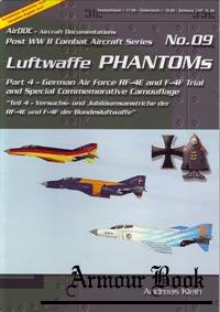 Luftwaffe Phantoms (Part 4) [Post WW2 Combat Aircraft Series 09]