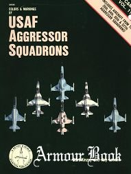 USAF Aggressor Squadrons [Colors & Markings 8411]