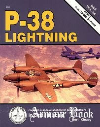 P-38 Lightning (Part 2) [Detail & Scale 58]