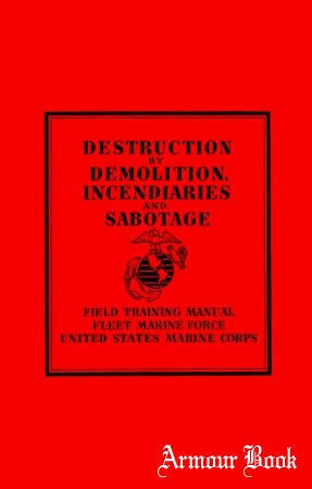 Destruction by Demolition, Incendiaries and Sabotage [Paladin Press]