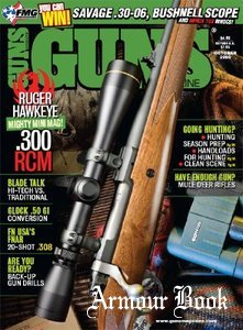 GUNS Magazine - October 2009