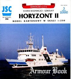 Research Vessel Horyzont II [JSC 286]