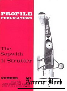 Sopwith 1 1/2 Strutter   [Aircraft Profile 121]