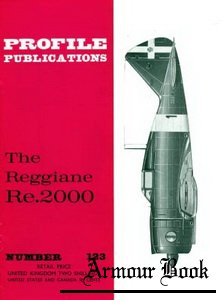 Reggiane Re.2000   [Aircraft Profile 123]
