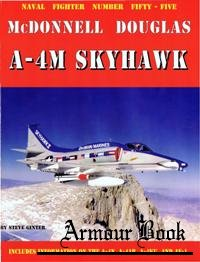 McDonnell Douglas A-4M Skyhawk [Naval Fighters №55]