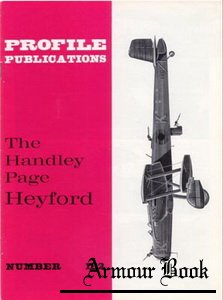 Handley Page Heyford   [Aircraft Profile 182]