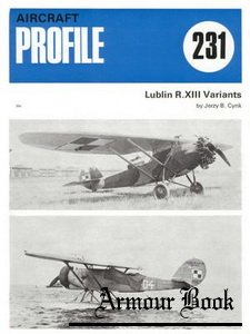 Lublin R.XIII variants [Aircraft Profile 231]