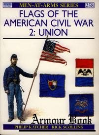 Flags of American Civil War (2).Union  [Osprey Men-at-arms 258]