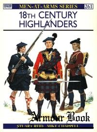18 century Highlanders  [Osprey Men-at-arms 261]