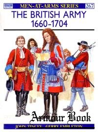 British Army 1660-1704  [Osprey Men-at-arms 267]