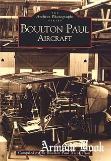 Boulton Paul Aircraft [Chalford Publishing]