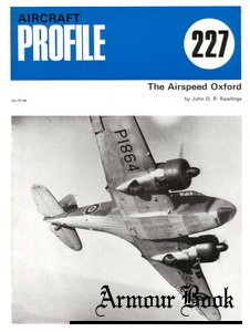 Airspeed Oxford [Aircraft Profile 227]