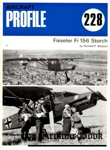 Fieseler Fi.156 Storch [Aircraft Profile 228]