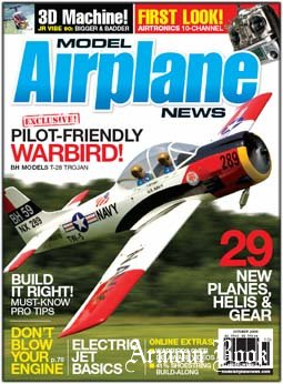 Model Airplane News (October) 2009