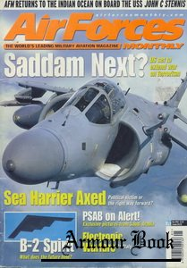 Air Forces Monthly №5  2002