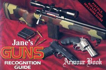 Jane's Guns recognition guide 1996