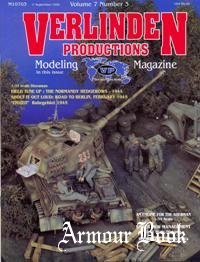 Verlinden Modeling Magazine Volume 7 Number 3