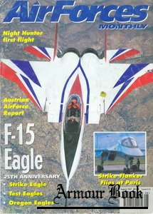Air Forces Monthly №8 1997