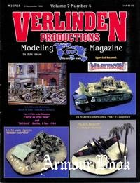 Verlinden Modeling Magazine Volume 7 Number 4