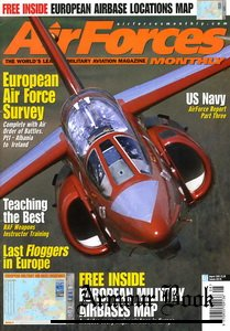 Air Forces Monthly №8 2002