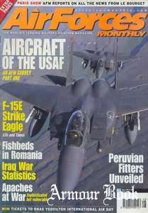 Air Forces Monthly №8 2003