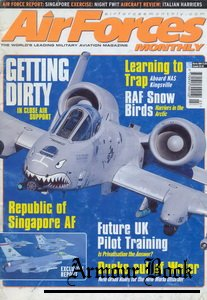 Air Forces Monthly №3 2004