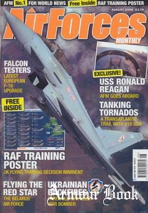 Air Forces Monthly №8 2006