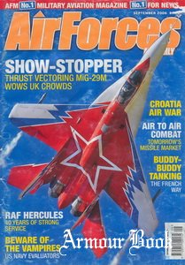 Air Forces Monthly №9 2006