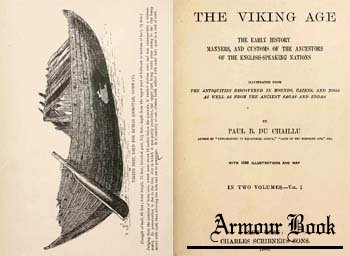 The Viking Age. In 2 Volumes [Charles Scribner's Sons]