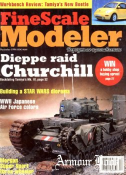 FineScale Modeler 1998-12 (Vol.16 No.10)
