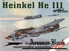 Heinkel He 111 in action [Squadron signal 1184]